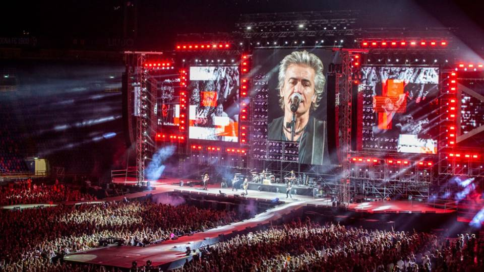 Ligabue Start Tour